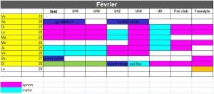 planing fev