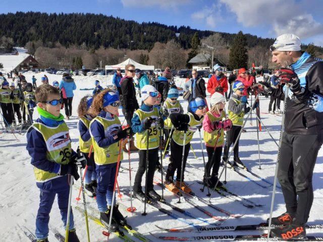 La course des Croés – ski de fond