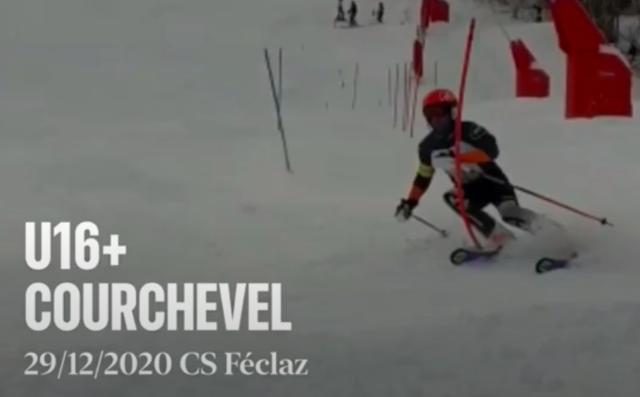 U16+ Courchevel